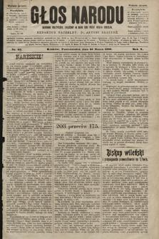 Głos Narodu : dziennik polityczny, założony w roku 1893 przez Józefa Rogosza (wydanie poranne). 1902, nr69