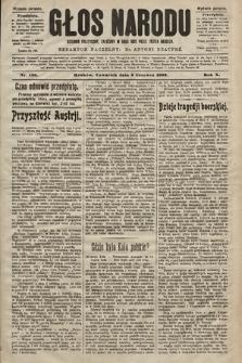 Głos Narodu : dziennik polityczny, założony w roku 1893 przez Józefa Rogosza (wydanie poranne). 1902, nr126