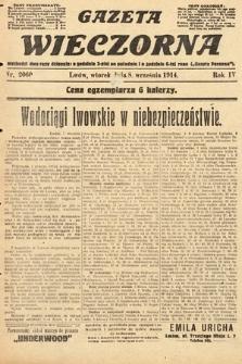Gazeta Wieczorna. 1914, nr2060