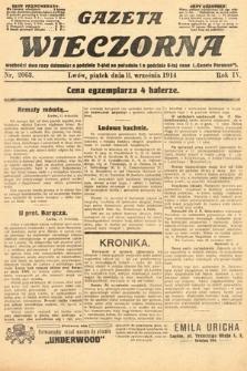 Gazeta Wieczorna. 1914, nr2063