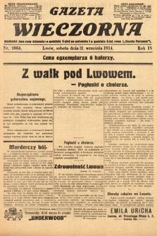 Gazeta Wieczorna. 1914, nr2064