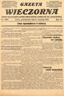 Gazeta Wieczorna. 1914, nr2066