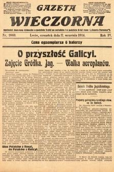 Gazeta Wieczorna. 1914, nr2069