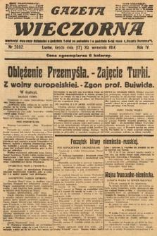 Gazeta Wieczorna. 1914, nr2082