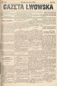 Gazeta Lwowska. 1895, nr 172