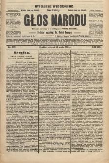Głos Narodu : dziennik polityczny, założony w r. 1893 przez Józefa Rogosza (wydanie wieczorne). 1908, nr229