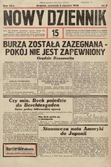 Nowy Dziennik. 1939, nr5