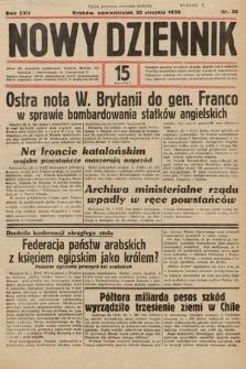 Nowy Dziennik. 1939, nr30