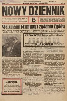 Nowy Dziennik. 1939, nr40