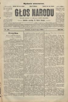 Głos Narodu : dziennik polityczny, założony w r. 1893 przez Józefa Rogosza (wydanie wieczorne). 1908, nr305