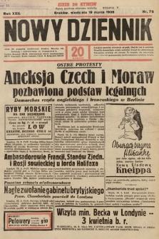 Nowy Dziennik. 1939, nr78