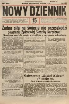 Nowy Dziennik. 1939, nr132