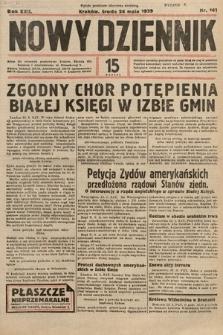 Nowy Dziennik. 1939, nr141