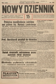 Nowy Dziennik. 1939, nr146