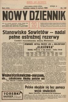 Nowy Dziennik. 1939, nr149