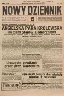 Nowy Dziennik. 1939, nr156