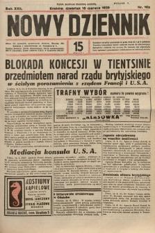 Nowy Dziennik. 1939, nr162