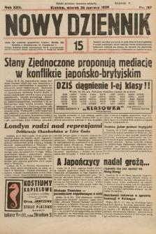 Nowy Dziennik. 1939, nr167