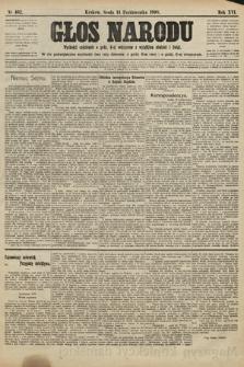 Głos Narodu. 1908, nr462
