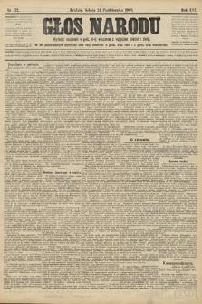 Głos Narodu. 1908, nr472