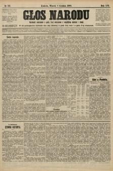 Głos Narodu. 1908, nr517