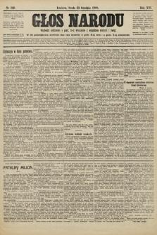 Głos Narodu. 1908, nr532