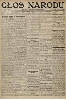 Głos Narodu. 1920, nr3