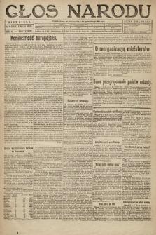 Głos Narodu. 1920, nr4