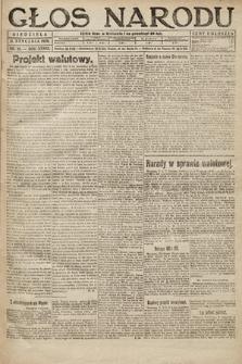 Głos Narodu. 1920, nr10