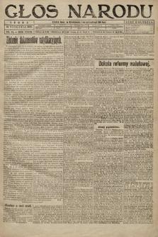 Głos Narodu. 1920, nr13