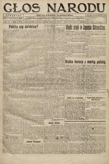 Głos Narodu. 1920, nr14