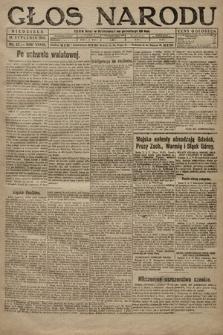 Głos Narodu. 1920, nr17