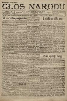 Głos Narodu. 1920, nr22
