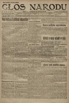 Głos Narodu. 1920, nr25