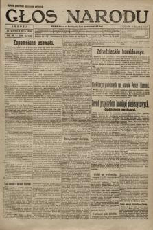 Głos Narodu. 1920, nr28