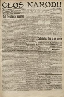 Głos Narodu. 1920, nr38