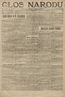 Głos Narodu. 1920, nr43