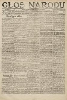 Głos Narodu. 1920, nr45