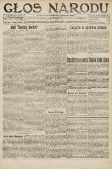 Głos Narodu. 1920, nr50
