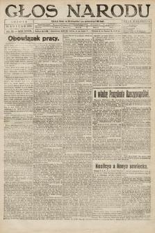 Głos Narodu. 1920, nr52