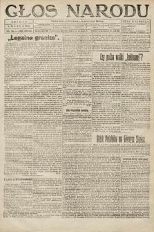 Głos Narodu. 1920, nr58