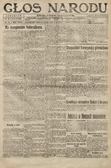 Głos Narodu. 1920, nr74