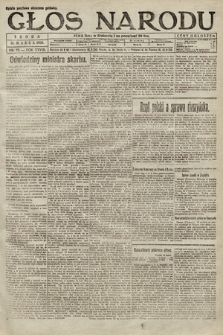 Głos Narodu. 1920, nr79