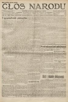Głos Narodu. 1920, nr89