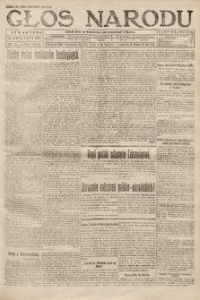 Głos Narodu. 1920, nr91