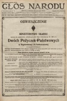 Głos Narodu. 1920, nr100