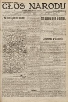 Głos Narodu. 1920, nr104