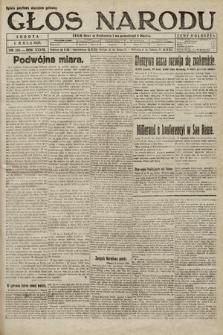 Głos Narodu. 1920, nr105