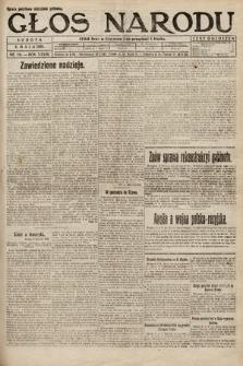 Głos Narodu. 1920, nr110