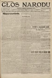 Głos Narodu. 1920, nr114